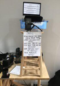 Kosmos Camera